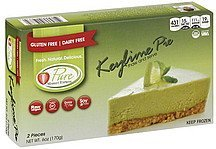 pie keylime Pure Market Express Nutrition info