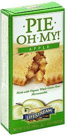 pie-oh-my apple LifeStream Nutrition info