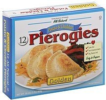 pierogies potato & cheese filled Golden Nutrition info