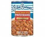 pinto beans creole cream style Blue Runner Nutrition info