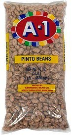 pinto beans A-1 Nutrition info