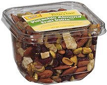 pistachio almond fruit delite Good Sense Nutrition info