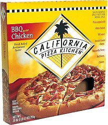 pizza bbq chicken California Pizza Kitchen Nutrition info