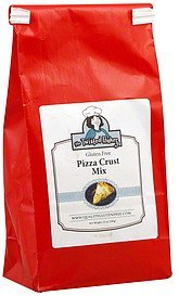 pizza crust mix The Twisted Bakery Nutrition info