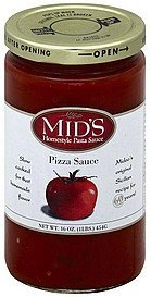 pizza sauce Mids Nutrition info