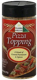 pizza topping Mama Francesca Nutrition info