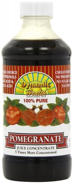 pomegranate juice concentrate Dynamic Health Nutrition info