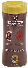 pomegranatea Argo Tea Nutrition info