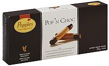pop 'n choc Poppies Nutrition info