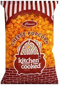 popcorn cheese, classic Kitchen Cooked Nutrition info