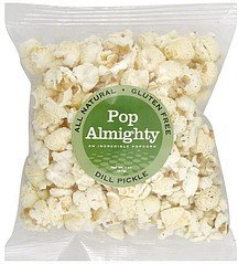 popcorn dill pickle Pop Almighty Nutrition info