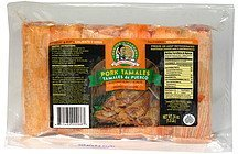pork tamales Tamale Factory Nutrition info