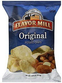 potato chips original The Flavor Mill Nutrition info