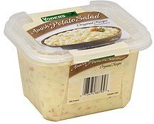 potato salad amish Yoder's Nutrition info