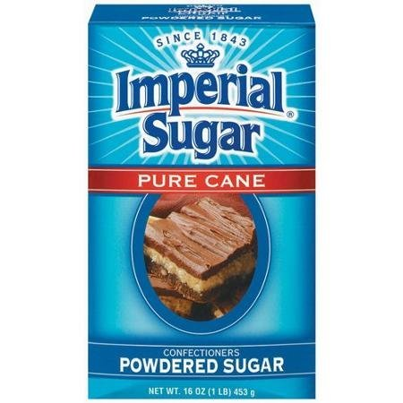 powdered sugar Imperial Nutrition info