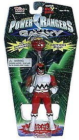 power rangers lost galaxy action pop Rix Nutrition info