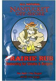 prairie rub Nantucket Off-Shore Nutrition info