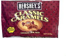 pretzel balls chocolate dipped Classic Caramels Nutrition info
