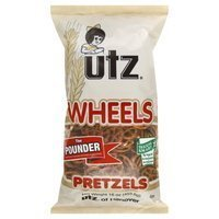 pretzel wheel Utz Nutrition info