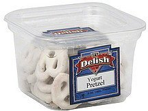 pretzel yogurt Its Delish Nutrition info