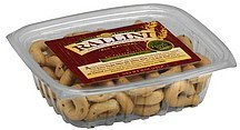 pretzels fennel seed flavored Rallini Nutrition info