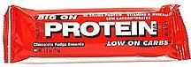 protein bar chocolate fudge brownie Prolab Nutrition info