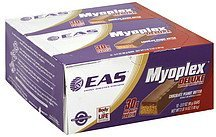 protein bar chocolate peanut butter EAS Nutrition info