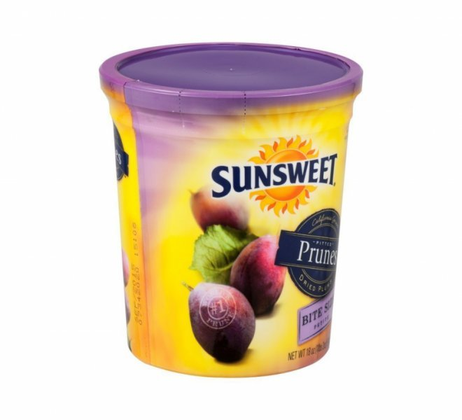 Calories in Sunsweet Prunes-bite size