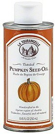 pumpkin seed oil toasted La Tourangelle Nutrition info