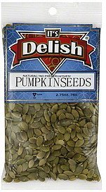 pumpkin seeds Its Delish Nutrition info