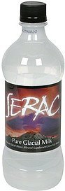 pure glacial milk Jerac Nutrition info