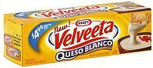 queso blanco Velveeta Nutrition info