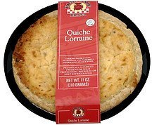 quiche loraine Home Made Brand Nutrition info