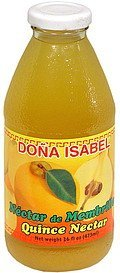 quince nectar Dona Isabel Nutrition info