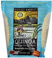 quinoa Village Harvest Nutrition info