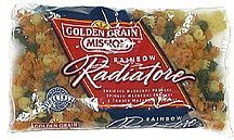 radiatore rainbow Golden Grain Nutrition info