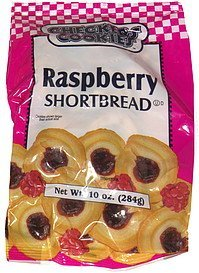 raspberry shortbread Checkers Cookies Nutrition info