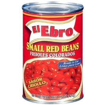 red beans small El Ebro Nutrition info