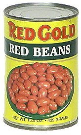 red beans Red Gold Nutrition info