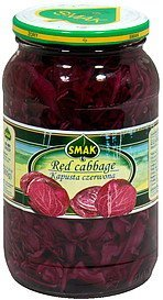 red cabbage Smak Nutrition info