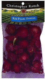 red pearl onions Christopher Ranch Nutrition info