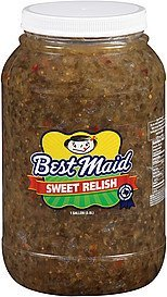 relish sweet Best Maid Nutrition info