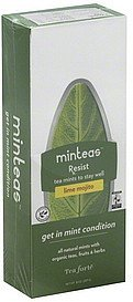resist lime mojito Minteas Nutrition info