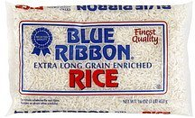 rice extra long grain enriched Blue Ribbon Nutrition info