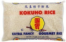rice gourmet, extra fancy Kokuho Nutrition info