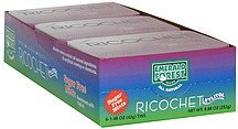 ricochet mints sugar free, fruit punch Emerald Forest Nutrition info