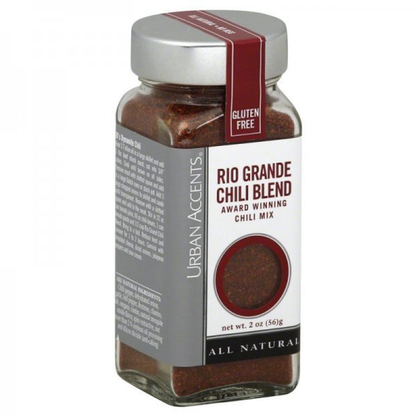 rio grande chili blend Urban Accents Nutrition info