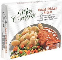 roast chicken breast Mon Cuisine Nutrition info