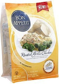 roasted garlic chicken Bon Appetit Nutrition info