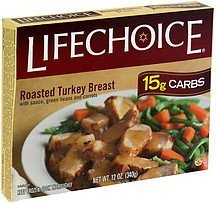 roasted turkey breast Life Choice Nutrition info